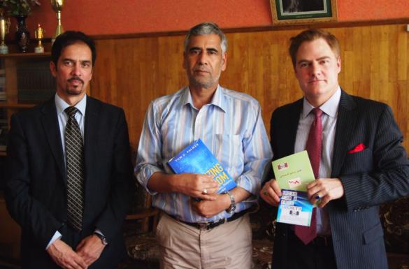 Afghanistan Economic and Legal Studies Organization