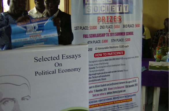 2010 Essay Competition