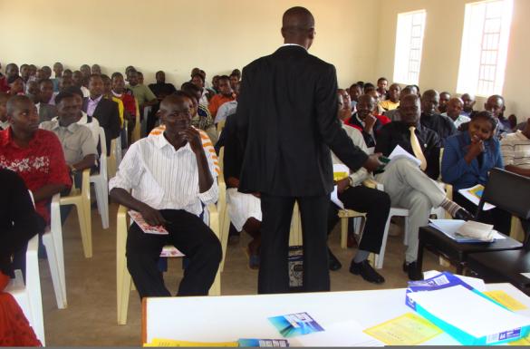 Creating Pathways to Prosperity seminars