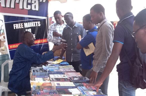 African Liberty Book Expo
