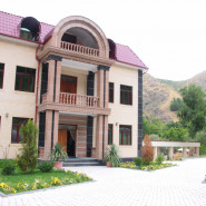 Tajikistan Free Market Center's First Major Summer Camp in 2013.