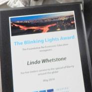 Blinking Lights Award