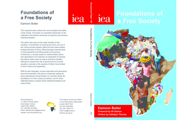 An African version of Foundations of a Free Society