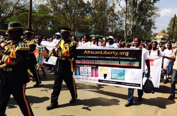 Celebrating Freedom African Style!