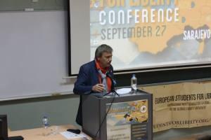 Bosnia Speaker