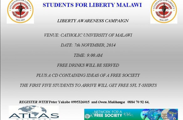 Liberty & Awareness Campaign