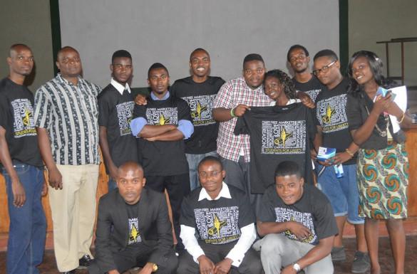Students for Liberty Malawi visit the Catholic University