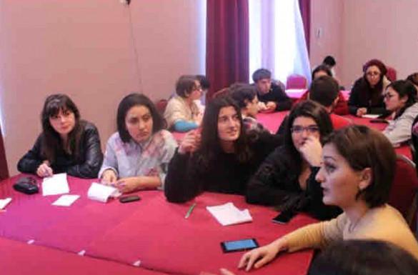 Freedom School in Tsaghkadozor, Armenia