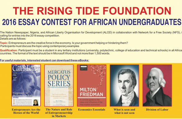 The Rising Tide Foundation