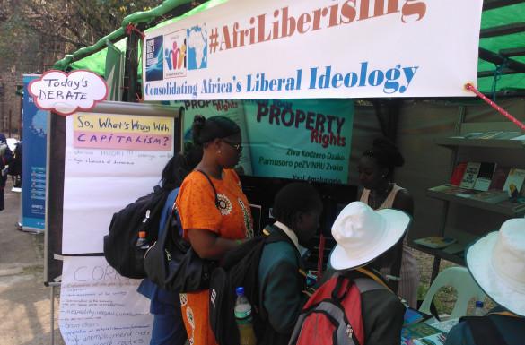 Promoting Freedom in Zimbabwe