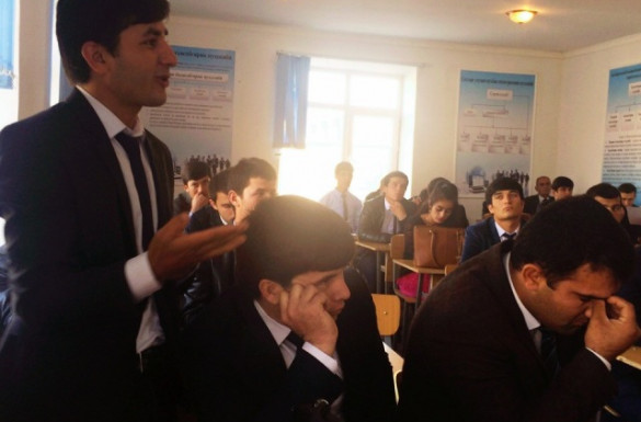 The Tajikistan Free Market Centre 2016 Project