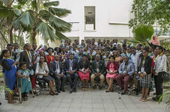First Ever Students for Liberty conference in Tanzania – University of Dar es Salaam Business School November 2016