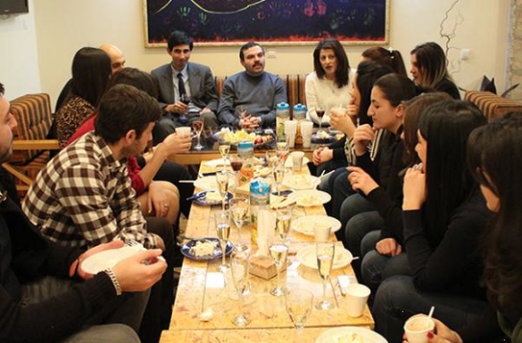 Lessons on Liberalism for Young Armenian Lawyers