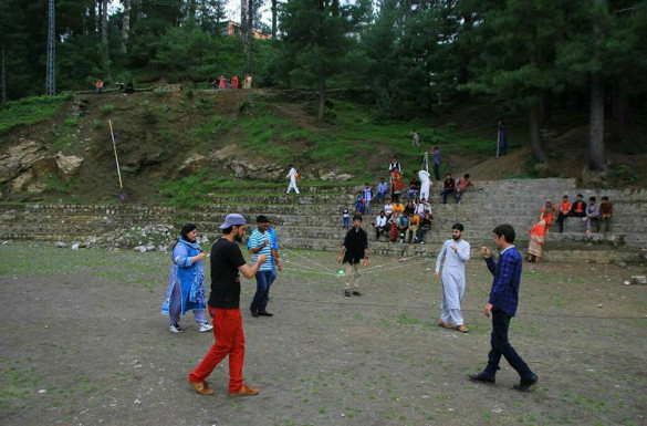 Alternate Solutions Institute, Pakistan 8th Annual Residential Course