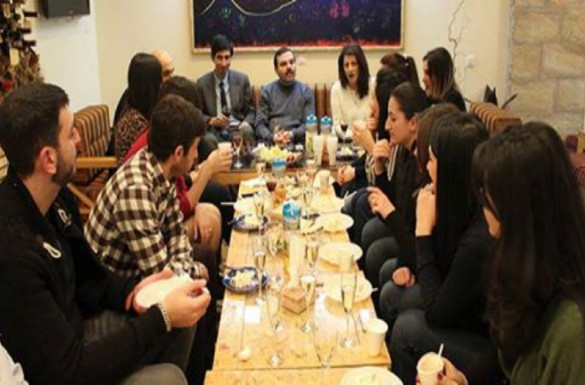 Lessons on liberalism for young Armenians 2017