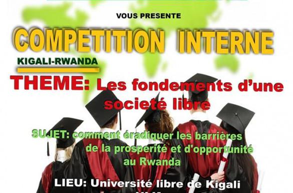 Students for Liberty Burundi Set Up First SFL Chapter in Rwanda