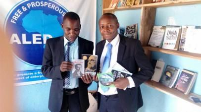 Students for Liberty Group Uganda