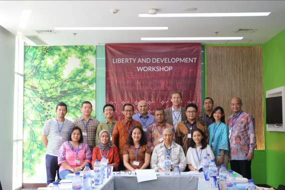 The Centre for Indonesian Policy Studies